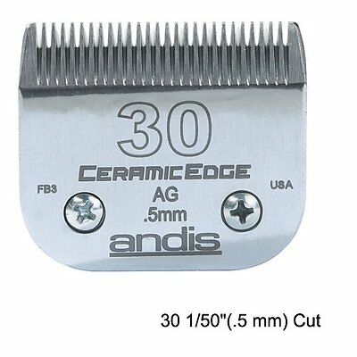 Andis CeramicEdge Carbon-Infused Steel size 30 Blade