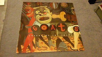 The Goats - Tricks of the Shade original vinyl LP in excellent condition