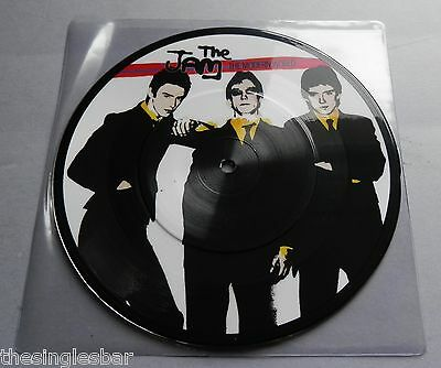 "The Jam - The Modern World Picture Disc Reissue 7"" Single"