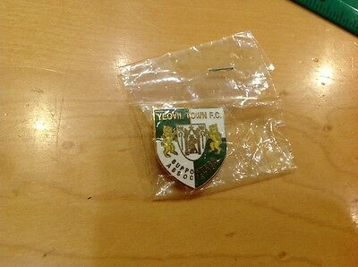 Yeovil Town Supporters Association Football Badge
