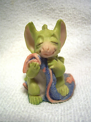 Pocket Dragon   ' A LITTLE SECURITY '    Mint. RARE