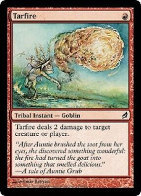 Tarfire x1 NM     Magic The Gathering    MTG Lorwyn