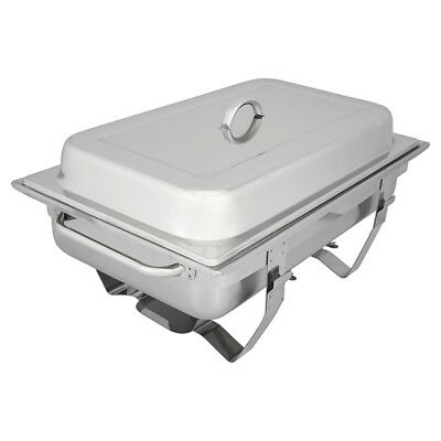 Chafing Dishes - Catering Equipment x 4 + fuel x 12