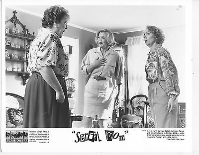 Kathleen Turner/serial Mom/8X10 Original Photo Cc21613 6-87