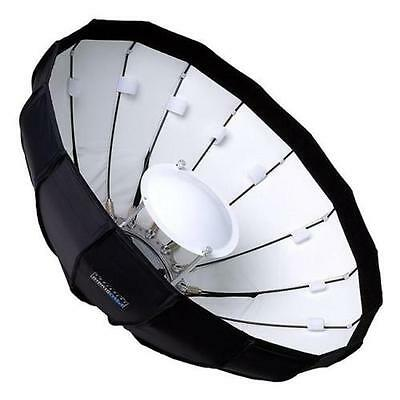 32 in. EZ-Pro Studio Solutions Beauty Dish & Softbox Combination with Bowens ...