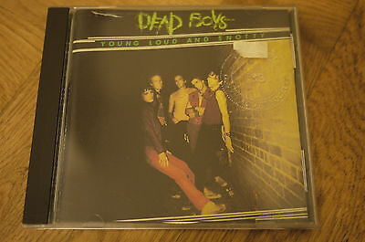 Jeff Buckley - CD From Jeff's CD Library *Dead Boys - Young Loud And Snotty*