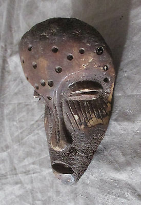 Rare Old LEGA WAREGA Bwami Mask (b) - Belgian CONGO - late 1800 or early 1900