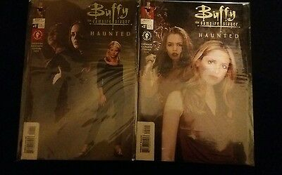 Buffy Haunted Comic #1/#2