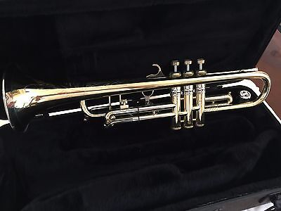 Selmer Sterling Super Vintage Trumpet Excellent Shape!!