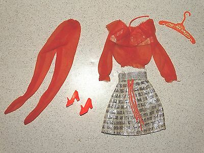 Barbie:  VINTAGE Complete FUN SHINE Outfit!