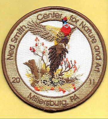 Pa Pennsylvania Game Commission related NEW Ned Smith 2011 Pheasant patch
