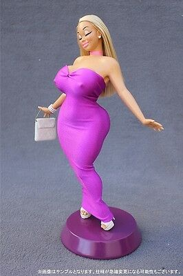 Spencer Davis Blond Bombshell 1/6 Cold Cast Statue Booty Babe Limited Edition