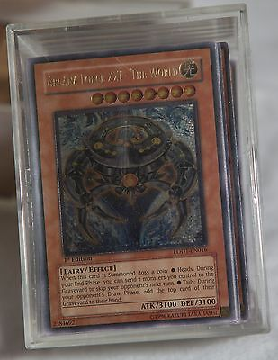 Yu-Gi-Oh! LODT 1st Edition Complete Set Includes All Variants