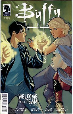 Buffy The Vampire Slayer Season 9 # 18 (Feb 2013), Nm