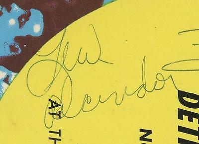 LEW ALCINDOR and GUY RODGERS signed 1969 Bucks Program (Pre-Kareem AUTOGRAPH)