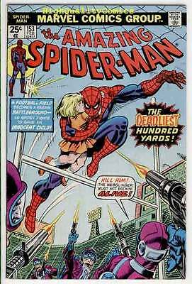 SPIDER-MAN #153, Len Wein, Andru, Amazing, 1963, FN, Amazing, more ASM in store