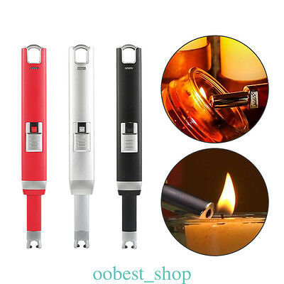 Lighter Rechargeable Plasma Windproof USB Electric Flameless SingleArc Cigarette