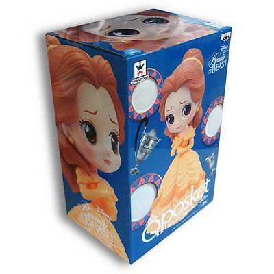 Q posket Disney Belle Figure Beauty and the Beast Pastel ver Characters JAPAN