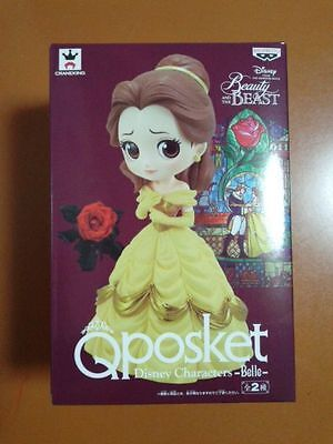 Q posket Disney Belle Figure Beauty and the Beast Normal ver Characters JAPAN