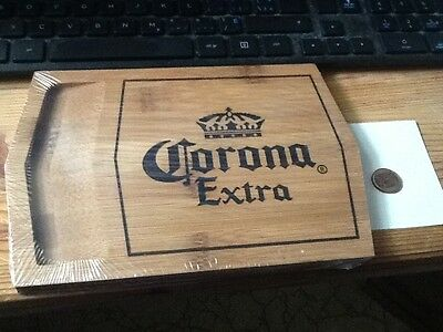 "1-Corona Extra Cutting Board NEW 8.5 x 6""  lot# 4"