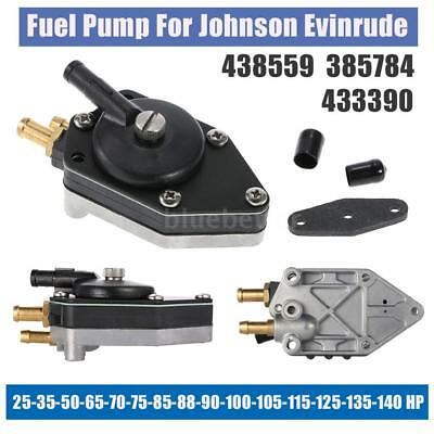 Fuel Pump 438559 385784 433390 for Johnson Evinrude 100-105-115-125-135-140