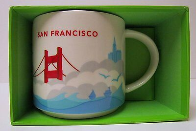 Starbucks San Francisco Mug Cup You Are Here Collection Series