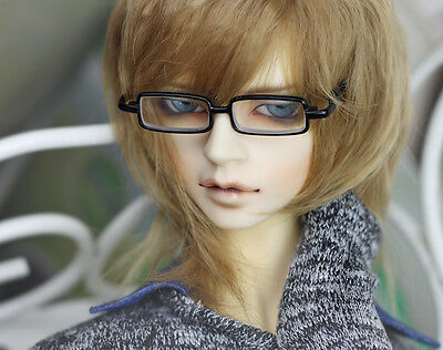 Classic Square Glasses For BJD Doll 1/6 1/4 MSD 1/3 Uncle Doll Accessories GS4
