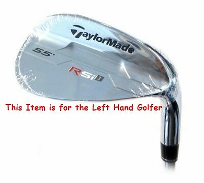 Taylormade Rsi 1 - Sand Iron  - Wedge Flex - Graphite Shaft - Mlh - New - Value!