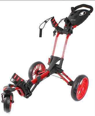 Smoothy Micro Mk1 Golf Buggy  - Red - New - Awesome Value!!