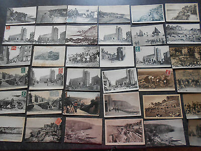 Lot 2 -  36  Carte Postale  Ault Onival