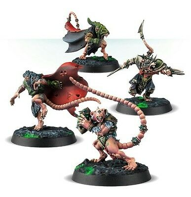 Blood Bowl Skaven Team booster pack - PRO PAINTED TO ORDER