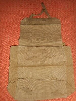 Great Britain Army :- 1942  Wwii - Big Backpack  Haversack 1942  Wwii  Nice