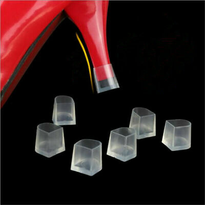 Women High Heel Protectors Stopper Protect Heels Uneven Surfaces Shoes Cover New