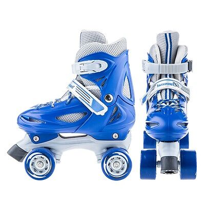 Adjustable Kids Roller Skates Quad Skates M Size