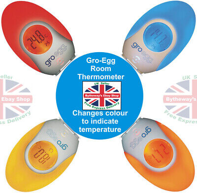 Gro-Egg Room Thermometer *BRAND NEW*