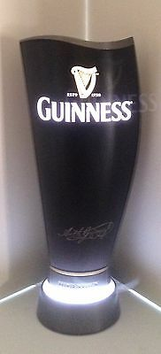 Guinness Beer Lights from a Surger - Irish - Bar Man Cave Party