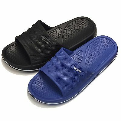 Mens Summer Holiday Beach Casual Sliders Sandal Flip Flop Fashion Shoe Size 6-12
