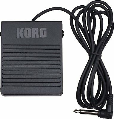 KORG - PS3 Pédale Switch, Pour claviers Korg