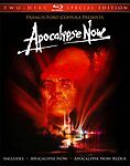 Apocalypse Now (Blu-ray Disc, 2010, 2-Disc Set, Special Edition) (Vietnam War)