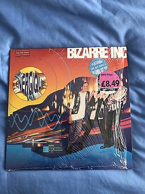 Bizarre Inc - Energique 1992 UK  Limited Edition 3 Vinyl Set