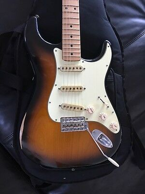 Fender '50s Stratocaster Road Worn