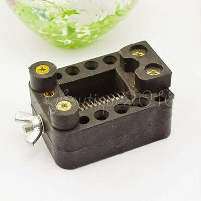 Quality Large Watchmaker Watch Movement Case Holder Vice Clamp Repair Tool Crab]