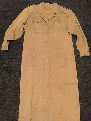 WW2 vintage land army factory overcoat ATS?