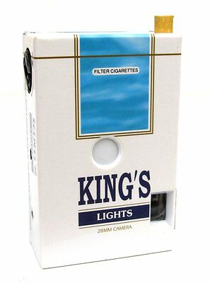 Kings Light Spy Camera - Brand New!