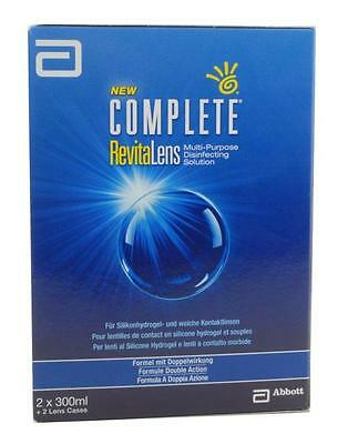 COMPLETE Revitalens MPDS Loesung 600ml PZN: 7643557