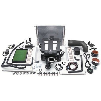 Supercharger-E-Force Street Legal Kit Edelbrock 1538