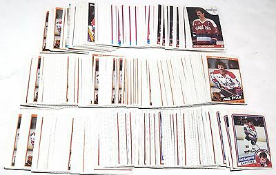 1984-1989 Topps Rod Langway Lot Of 483 Cards 1985 1986 1987 1988 Capitals Hky046