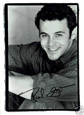 Fred Savage American Actor The Wonder Years Hand Signed Photograph 7 x 5