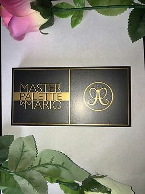 Anastasia Beverly Hills Master palette by Mario Aunthetic