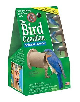 The Bird Guardian Birdhouse Protector, Protect The Birds In Your Yard!